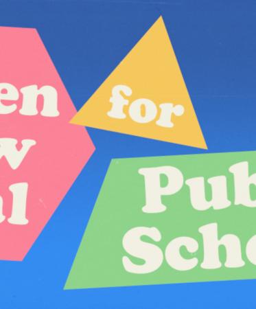 Green New Deal for Public Schools