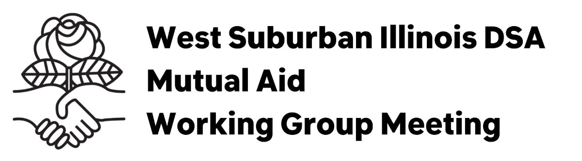 WSILDSA Mutual Aid Working Group